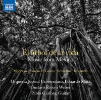El árbol de la vida, música de México.
